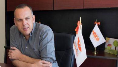 Photo of En entrevista Pablo Gómez López, coordinador de Movimiento Ciudadano (MC) en el estado de Hidalgo.