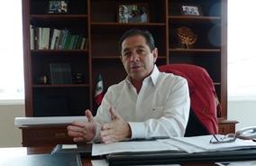 Photo of En entrevista el Lic. José Luis Lima Morales, aspirante de Morena a la alcaldía de Pachuca.