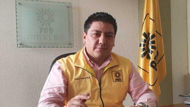 Photo of Héctor Chávez. PRD y PAN en 28 candidaturas comunes.