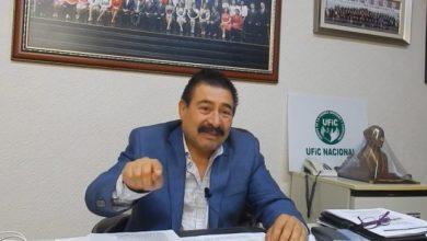 Photo of Isidro Pedraza. «No a la alza del precio de la tortilla».