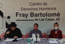 "Photo of Centro Frayba alerta de un ""desastre humanitario"" en los Altos de Chiapas."