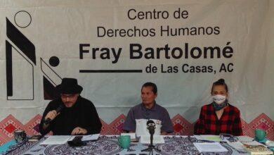 """Photo of Centro Frayba alerta de un """"desastre humanitario"""" en los Altos de Chiapas."""
