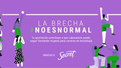 Photo of Foro en línea La Brecha #NoesNormal con vistas a la igualdad de género.