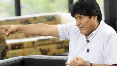 Photo of Gobierno de facto enfrenta la pandemia con tanques: Evo.