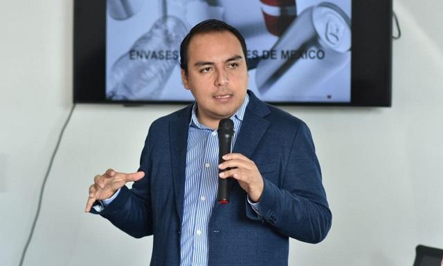 Photo of En entrevista Mtro. Sergio F. Vargas Téllez, comenta acerca de la Plataforma Consume Hidalgo, Hidalgo Trabaja y la llegada de nuevas inversiones a la entidad.