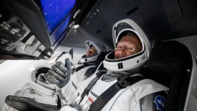 Photo of SpaceX y NASA, logran lanzamiento histórico.