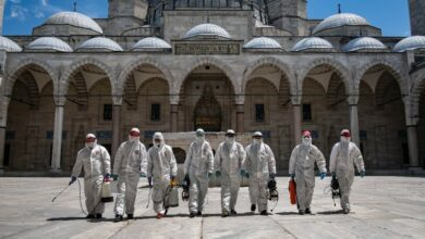 Photo of Vuelven a abrir mezquitas de Turquía tras cierre por pandemia.