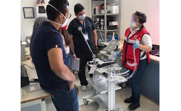 Photo of Adquiere el ISSSTE 50 ventiladores más de terapia intensiva para distribuirlos en las 112 unidades médicas de todo el país.