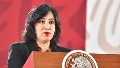 Photo of Afina Eréndira Sandoval la SFP con nuevos nombramientos.