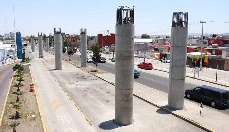 Photo of Avanza construcción del distribuidor Vial Venta Prieta: Meneses Arrieta.