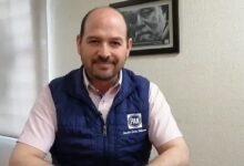 Photo of En entrevista Cornelio García Villanueva, presidente del Partido Acción Nacional (PAN) en Hidalgo.