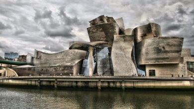 Photo of El Guggenheim, el primer gran museo en reabrir en España.