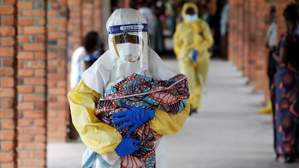 Photo of Nueva epidemia de ébola surge en República Democrática del Congo.