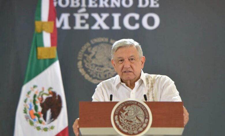 "Photo of ""Tenemos que avanzar hacia la nueva normalidad"": AMLO."