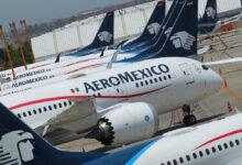 Photo of Aeroméxico regresará 23 aviones a sus arrendadores para reducir deuda.