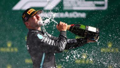 Photo of GP de Austria: Checo Pérez finaliza sexto; Bottas gana en el regreso de la F1.