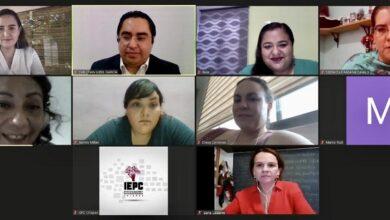 Photo of IEEH participa en Noveno Encuentro Nacional de Educación Cívica en modalidad virtual.