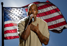 Photo of Me postulo para presidente de los Estados Unidos: Kanye West.