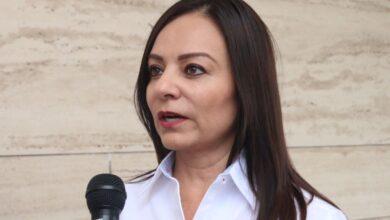 Photo of En entrevista, la Senadora Nuvia Mayorga Delgado.