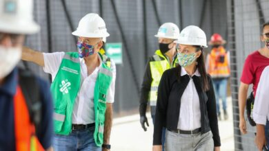 Photo of Sheinbaum anuncia inversión de 483 millones de pesos en paradero de Indios Verdes.