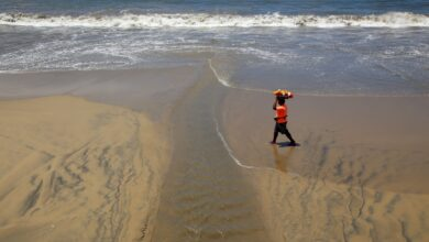 Photo of Tras 90 días de confinamiento, reabren playas en Acapulco.