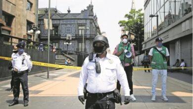 Photo of Cerrarán Centro Histórico fin de semana: desacatan normas de seguridad.