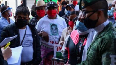 Photo of Amparo frena extradición de Zerón: Vocero de los 43