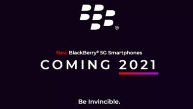 Photo of BlackBerry regresará con su famoso teclado físico en 2021