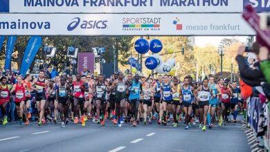 Photo of Cancelan maratón de Fráncfort a causa del coronavirus