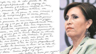 Photo of Cobardía y silencio cómplice me tienen presa: Robles