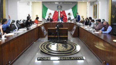 Photo of Se lleva a cabo la sesión ordinaria 145 de la LXIV Legislatura