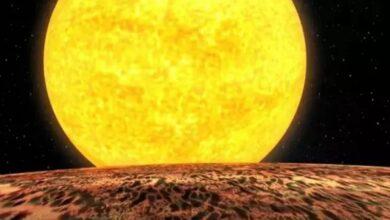 Photo of Exoplaneta se quema por su estrella y muestra su núcleo de gigante