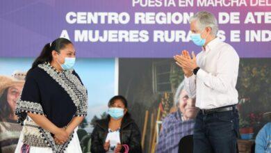 Photo of Gobernador del Edomex entrega Centro Regional de Atención a Mujeres Rurales e Indígenas