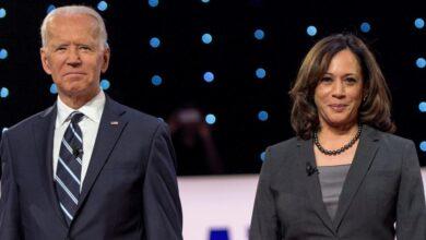Photo of Kamala Harris, compañera de fórmula de Joe Biden