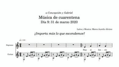 Photo of Músicos se unen para crear un diario sonoro de la cuarentena