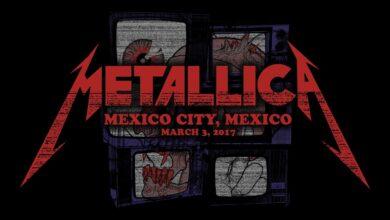 Photo of Metallica transmitirá hoy su épico concierto de 2017 en México