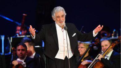 Photo of «Jamás me retiraré de la música», dice Plácido Domingo