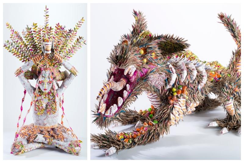 Photo of Presentan séptima edición de Collage y Escultura Sopart 2020