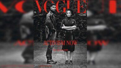 Photo of Rostros de esperanza: 'Vogue' británica dedica su edición de septiembre a activistas negros