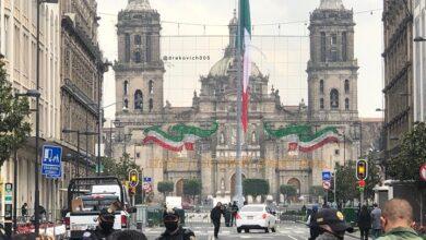 Photo of 2 mil 800 policías resguardarán Centro histórico en la CDMX por Grito de Independencia