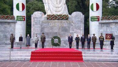 Photo of AMLO encabeza aniversario de gesta de los Niños Héroes en Chapultepec