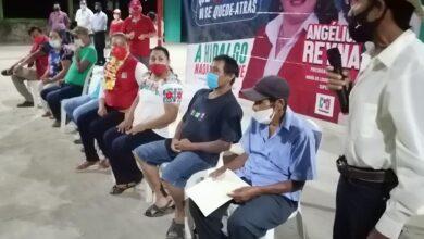 Photo of La prosperidad será para todas las comunidades, con voluntad se acortan las distancias afirmó Angélica Reyna