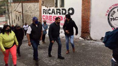 Photo of Me pongo en tus zapatos para impulsar a Pachuca hacia mejores condiciones de vida: Ricardo Crespo