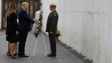 Photo of Conmemoran Biden y Trump el 11-S