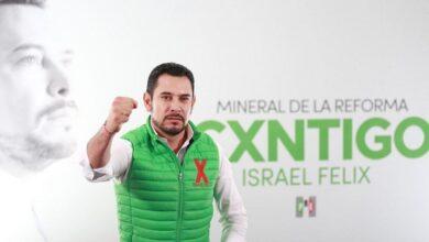 Photo of Israel Félix, entregará resultados en Mineral de la Reforma desde el primer momento que asuma la presidencia municipal