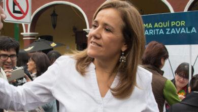 """Photo of Estoy convencida de que el Tribunal nos dará el registro"""": Margarita Zavala"""