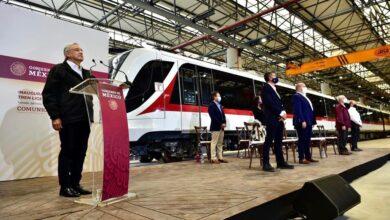Photo of Inaugura tren en Guadalajara; López Obrador anuncia nueva Línea