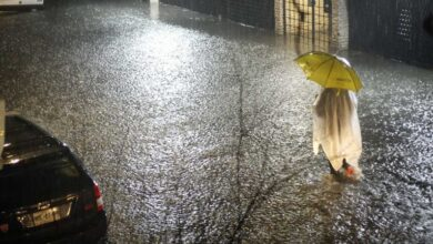 Photo of Lluvia de miércoles en CDMX, de más del 10% de la precipitación anual: Conagua