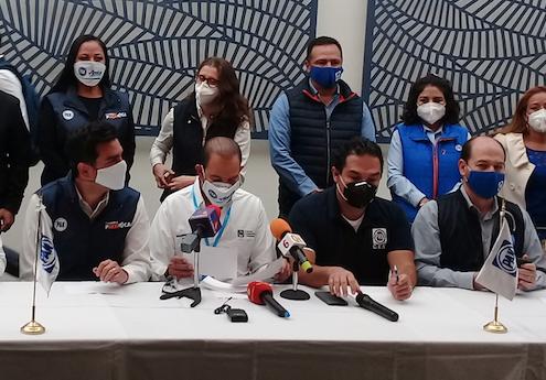 Photo of El Partido Acción Nacional, de la mano de la sociedad hidalguense, ha consolidado la fuerza para obtener el triunfo en Hidalgo