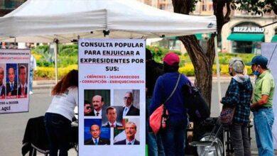 Photo of Petición de consulta contra ex presidentes «no es persecución»: AMLO